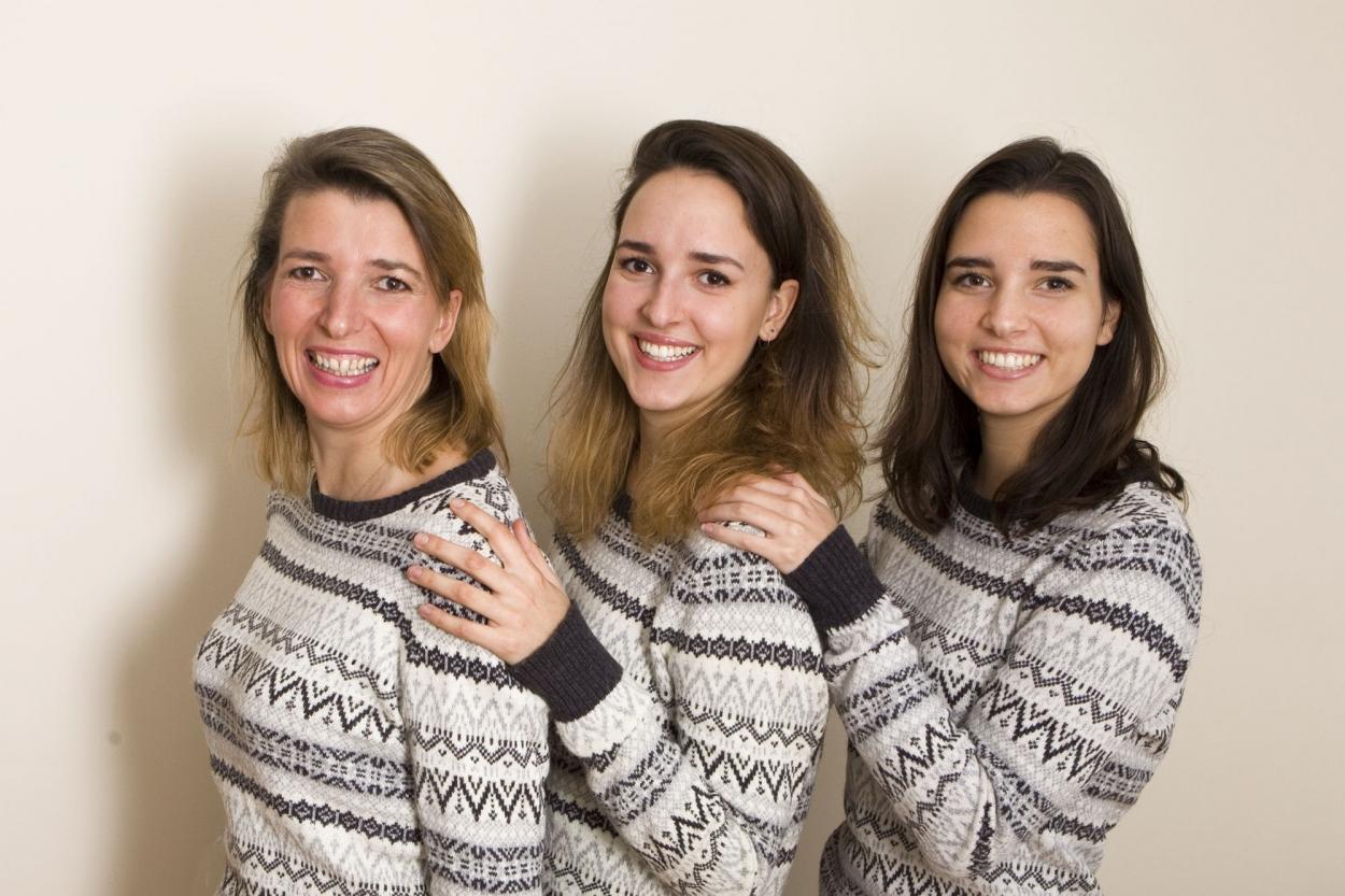familieportret binnen Wassenaar Den Haag Rijswijk familieshoot