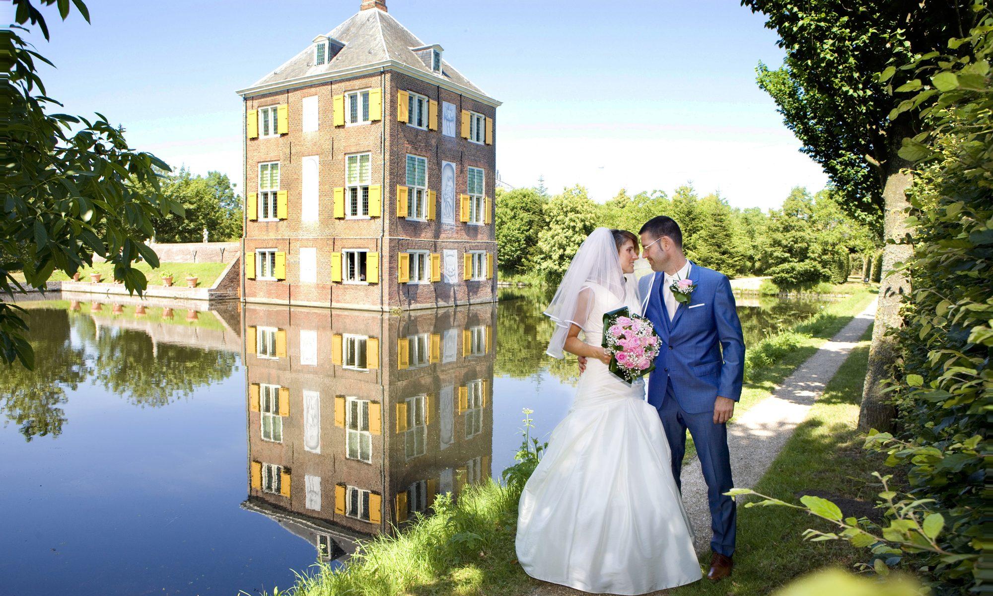 wedding photographer Hofwijck Voorburg