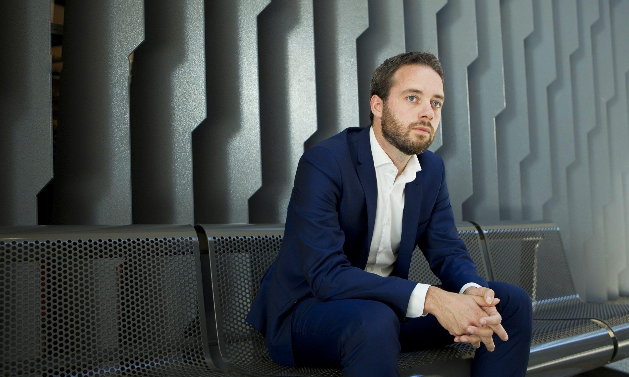Zakelijk Portret lobbyist Tweede Kamer Den Haag