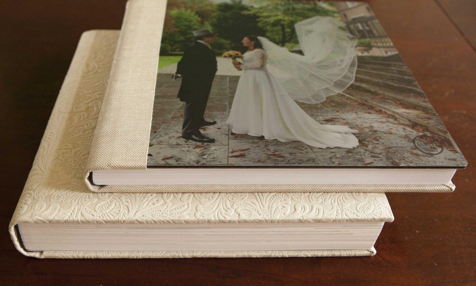 Wedding album wonderful memento of your wedding