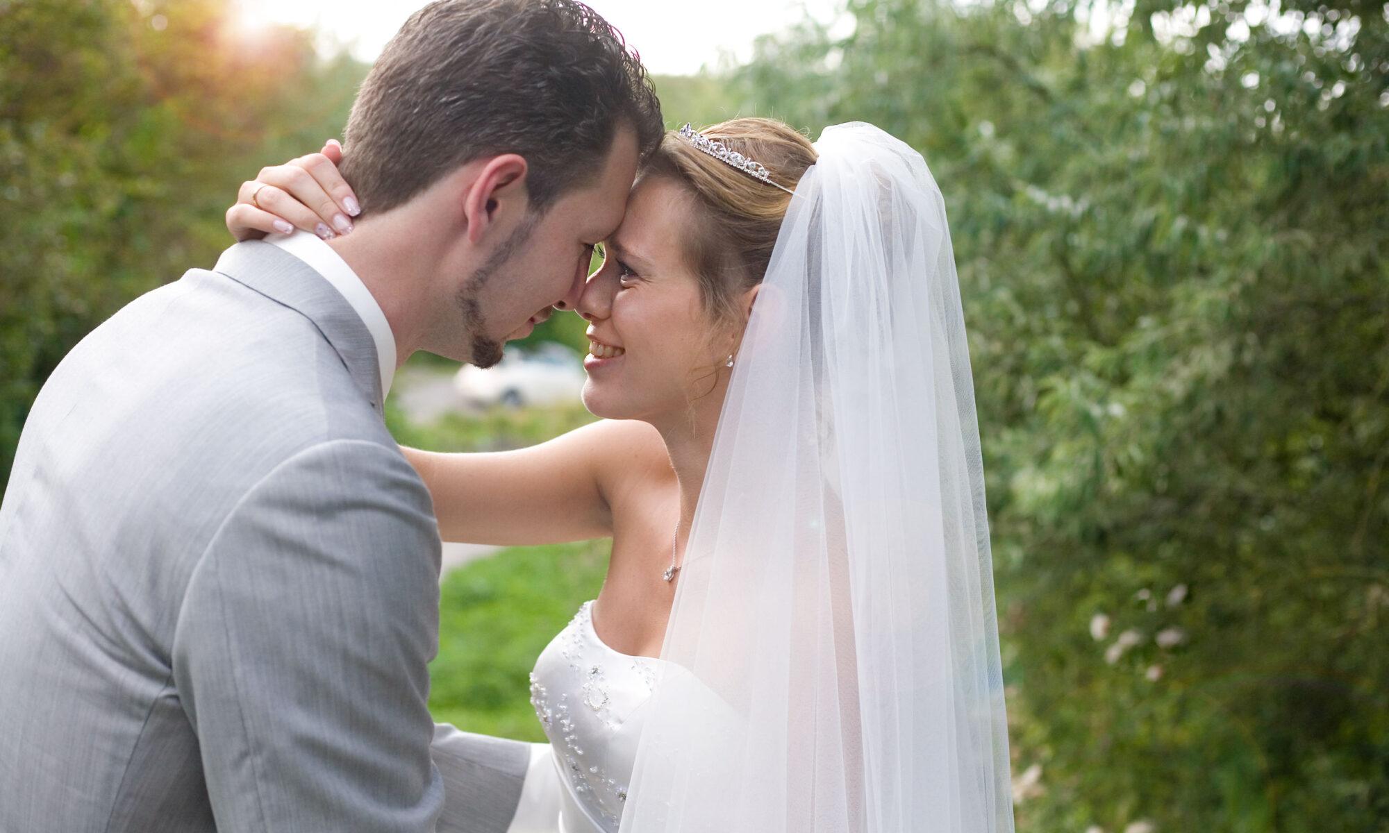 Safe wedding photography